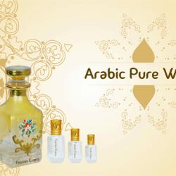 Arabic Pure White Misk Abiyad(Beyaz Misk) Esansı