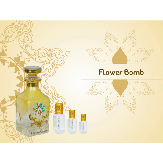 Flower Bomb Kokusu