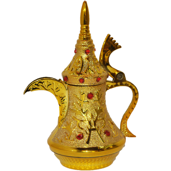 İbrik Osmanlı Saray Esans Şişesi 14 cc