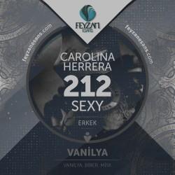 212 Sexy Men kokusu Esansı