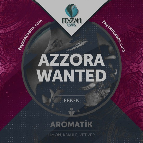 Azzora wanted kokusu Esansı