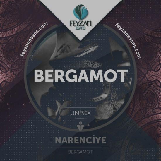 Bergamot Kokusu Esansı