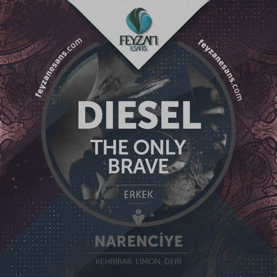 Diesel Only The Brave Kokusu Esansı