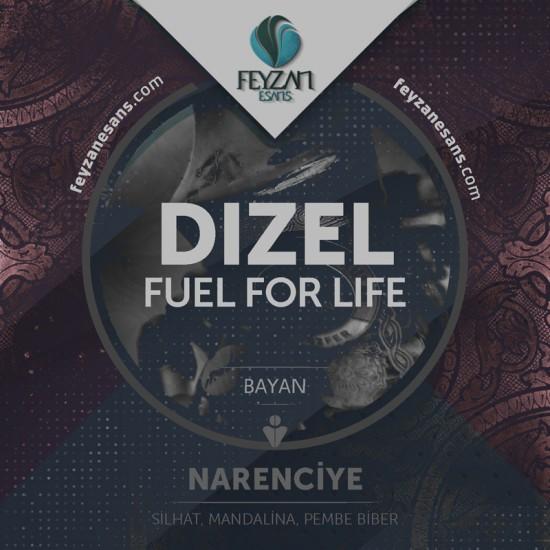 Dizel Fuel For Life Kokusu Esansı