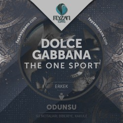 Dolce Gabbana The One Sport Kokusu Esansı