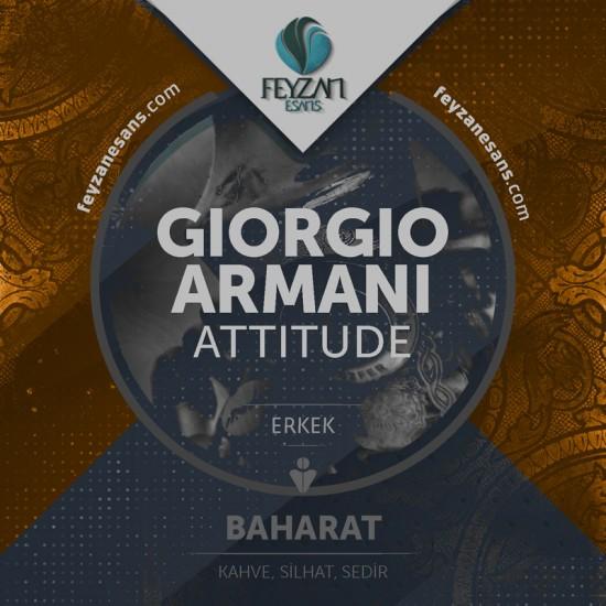 Giorgio Armani Attitude Kokusu Esansı