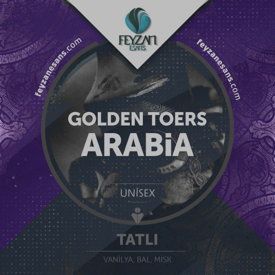 Golden Tears Arabia Kokusu