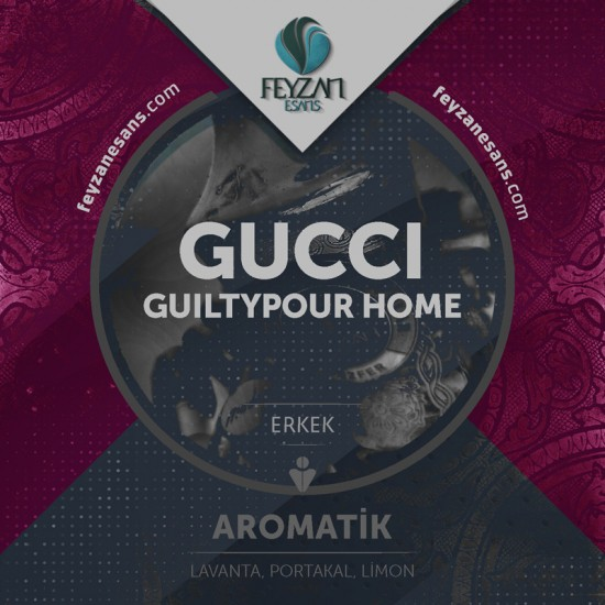 Gucci Guilty Pour Homme Kokusu Esansı