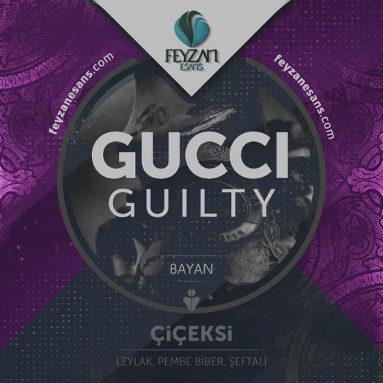 Gucci Guilty Bayan Kokusu Esansı