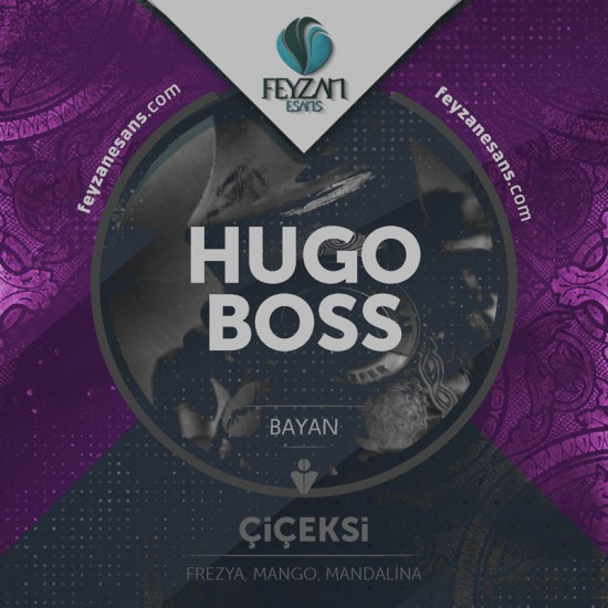 Hugo Boss Women Kokusu Esansı