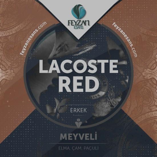 Lacoste Red Kokusu Esansı