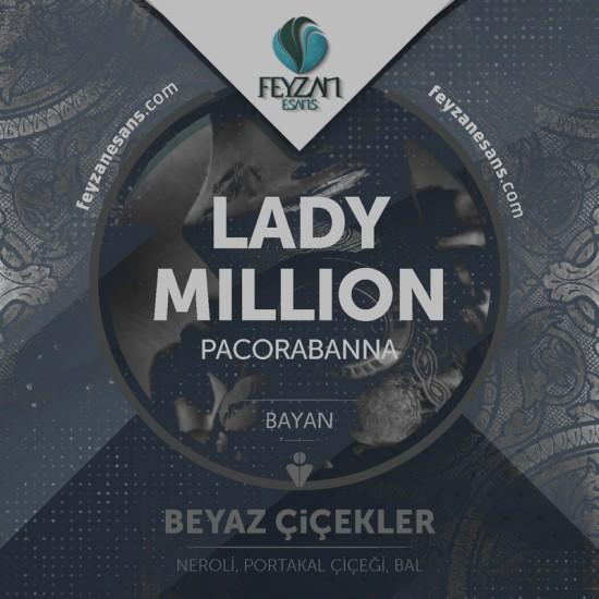 Paco Rabanne Lady Million Esansı