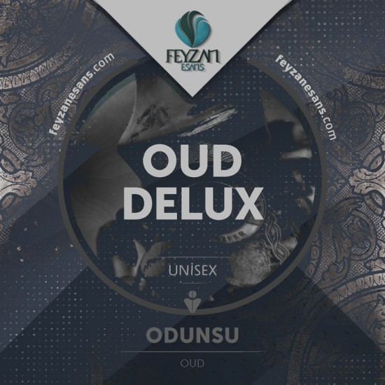 Oud Deluxe Kokusu Esansı