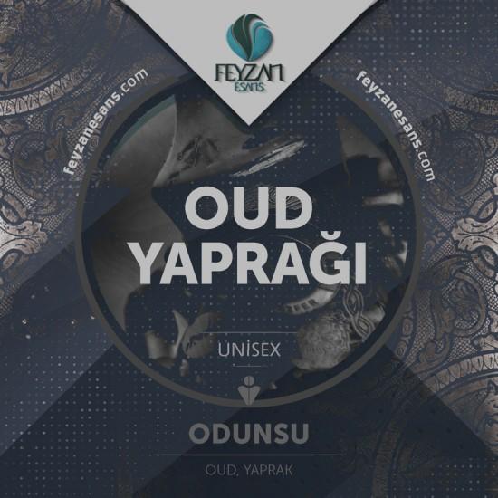 Oud Yaprağı Kokusu Esansı