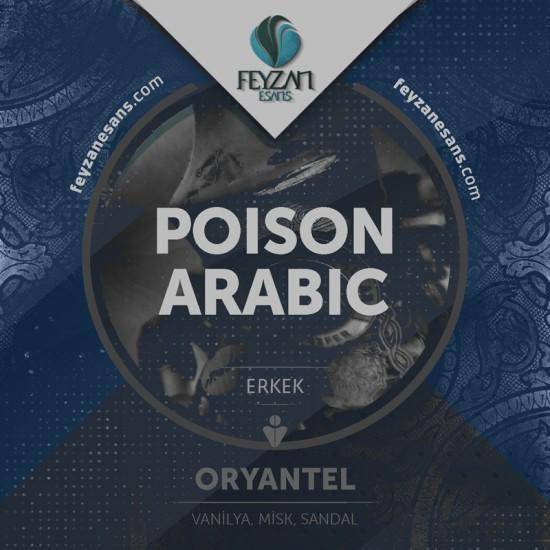 Poison Arabic Kokusu Esansı