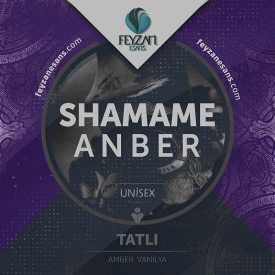 Shamame Amber Kokusu Esansı