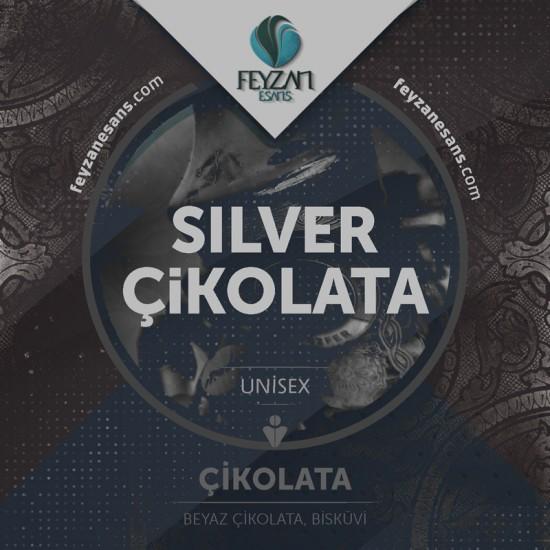 Silver Çikolata Kokusu Esansı