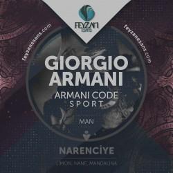 Armani Code Sport Kokusu Esansı