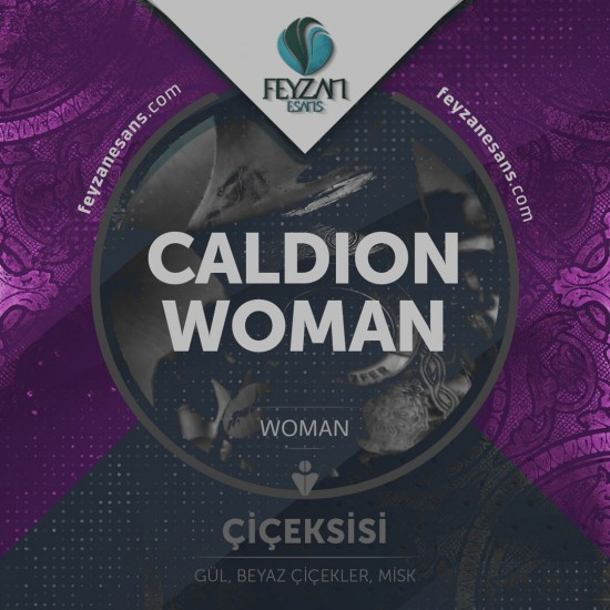 Caldion Bayan Kokusu Esansı