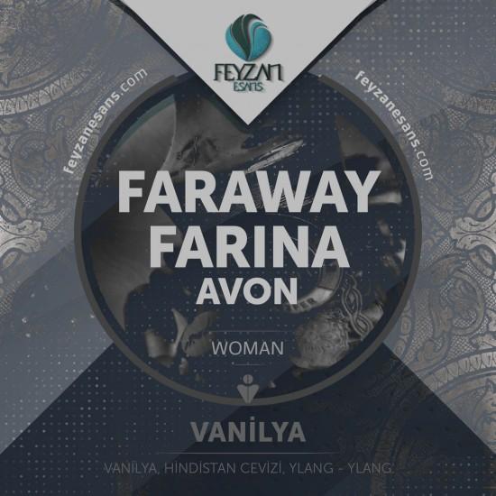 Avon Far Away Kokusu Esansı