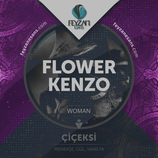 Flower Kenzo Kokusu