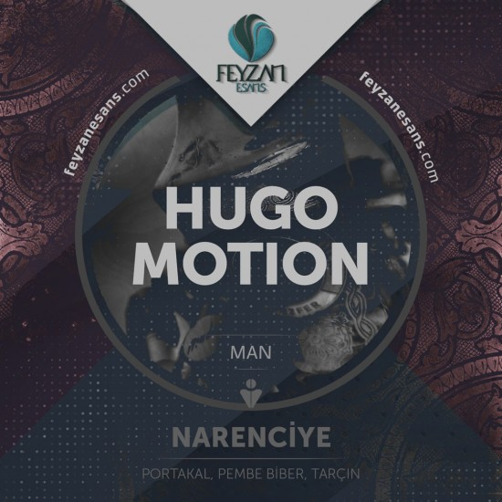 Hugo Boss Motion Kokusu Esansı