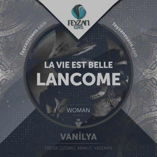 La Vie Est Belle Lancome Kokusu Esansı