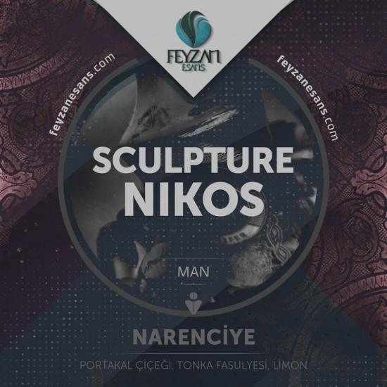 Sculpture Nikos Kokusu Esansı