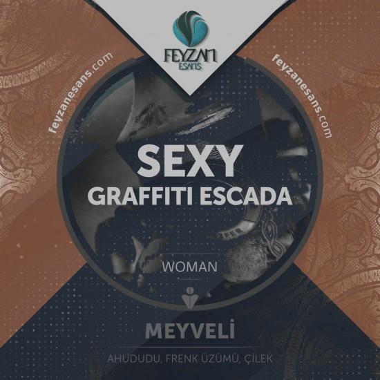 Sexy Graffiti Bayan Esansı