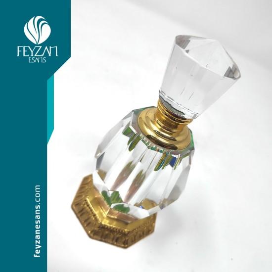 Kristal Esans Şişesi 7 cc