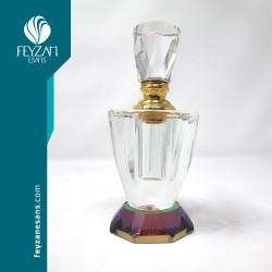 Kristal Esans Şişesi 10 cc