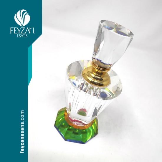 Kristal Esans Şişesi 8 cc